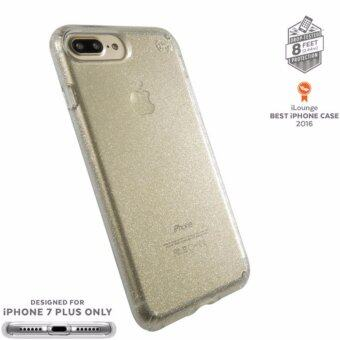Speck เคสกันกระแทกSPECK PRESIDIO CLEAR + GLITTER IPHONE 7 PLUS CASES