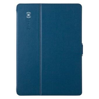 Harga Speck เคส Ipad Air StyleFolio Case and Stand for iPad Air 5 (Deep Sea Blue/Nickel Grey)