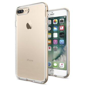 SPIGEN เคส Apple iPhone7 Plus Case Neo Hybrid Crystal : ChampagneGold