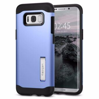 SPIGEN เคส Samsung Galaxy S8 Case Slim Armor : Blue Coral