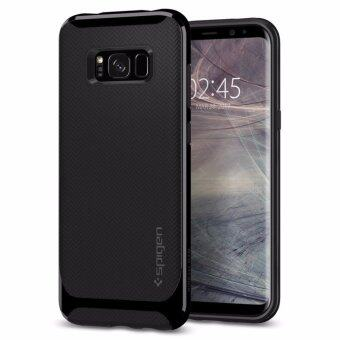 SPIGEN เคส Samsung Galaxy S8 Plus Case Neo Hybrid : Shiny Black
