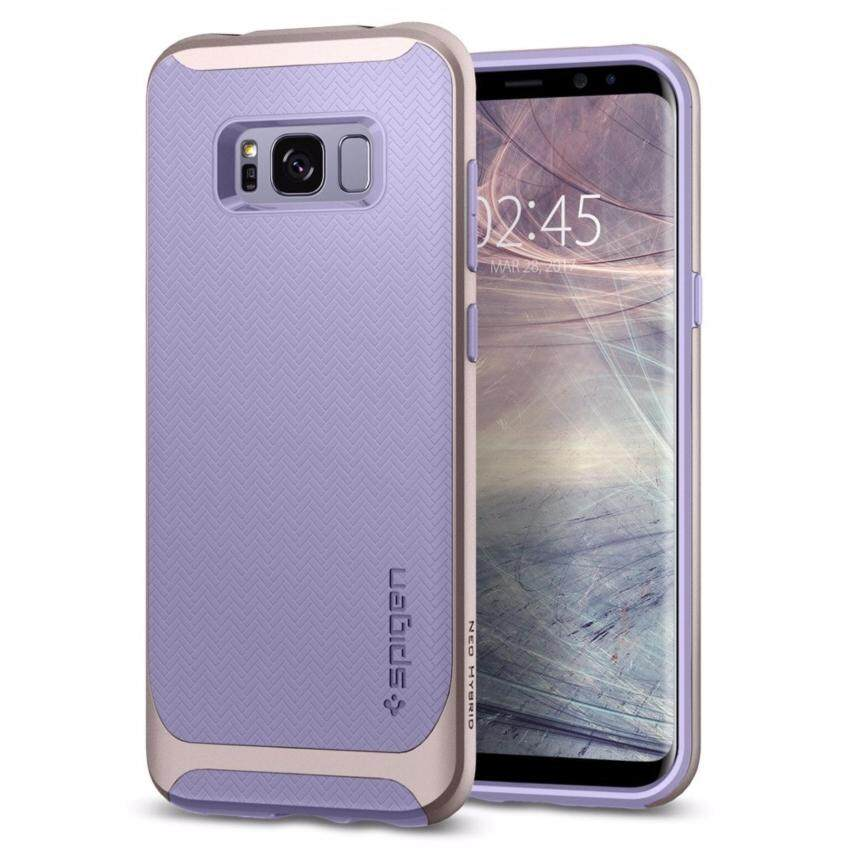 continuosly shook the spigen neo hybrid samsung galaxy s8 plus case blue coral 2