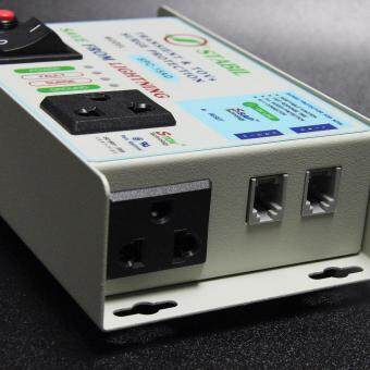 STABIL Power Strip Surge Protector ADSL White