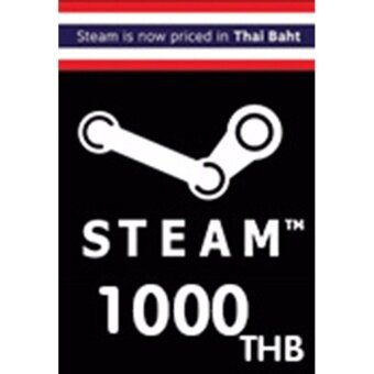 Harga Steam Wallet (TH) 1,000 THB