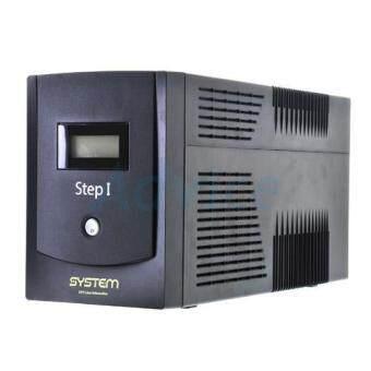 ราคา SYSTEM UPS 1500VA STEP 1 (LCD)