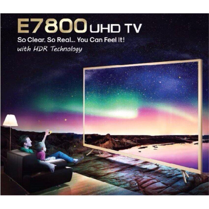 TCL [UHD TV] จอ 65 นิ้ว รุ่น 65E7800