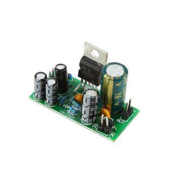 TDA2030A Electronic Audio Power Amplifier Board Single Channel 18WDC 9-24V DIY Kit - intl