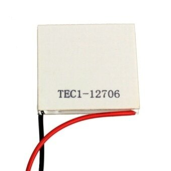 TEC1-12706 Thermoelectric Cooler Heat Sink Cooling Peltier 12V 5.8A-