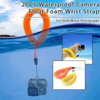 ซื้อ/ขาย TELESIN ทุ่นลอยน้ำ สำหรับ Gopro 3 3+ 4 Camera (สีเหลือง+สีส้ม) 2 ชิ้น