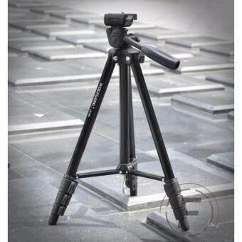 ขาตั้งกล้อง รุ่น TF-3120 ( สีดำ ) แถมฟรี หัวต่อสำหรับมือถือ