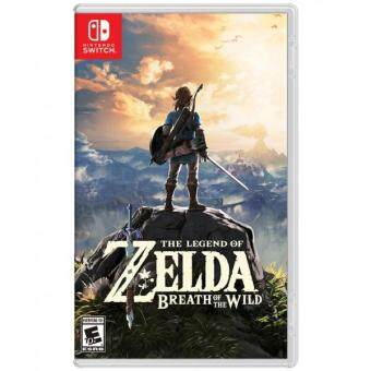 Harga The Legend of Zelda: Breath of the Wild [Nintendo Switch]