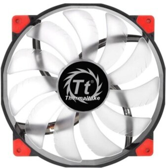 ThermalTake 20cm fan Luna 20 for computer case - Blue - intl