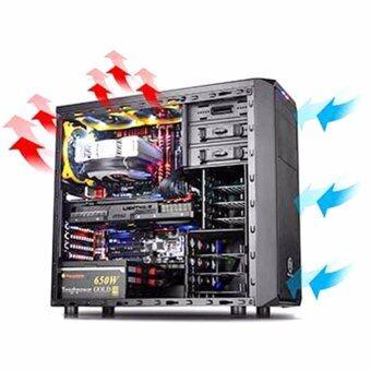 Thermaltake Computer Case H25 (Black)