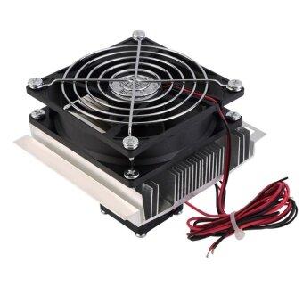 Thermoelectric Peltier Refrigeration Cooling Cooler Fan SystemHeatsink Kit - intl - 2 ...