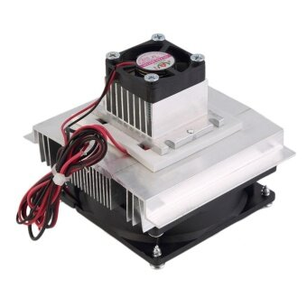 ... Thermoelectric Peltier Refrigeration Cooling Cooler Fan SystemHeatsink Kit - intl - 4 ...