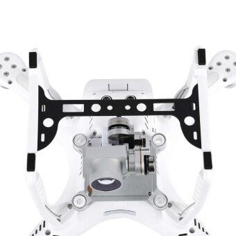Thin&Light Carbon Fiber Gimbal Camera Guard Protective Board For DJI Phantom 3 - intl