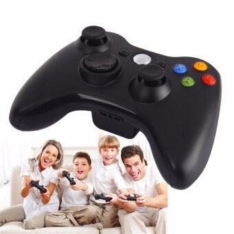 Top Quality 2.4GHz Wireless Gamepad for Xbox 360 Game Controller Joystick Wireless Remote Controller For Microsoft Xbox360 - intl