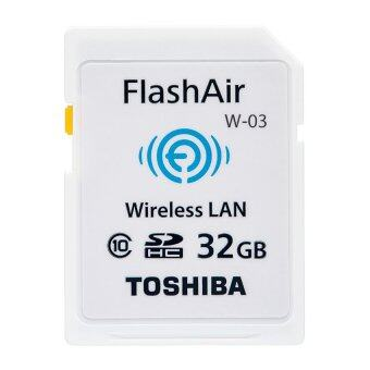 Toshiba Wireless SD Memory Card Flash Air W-03 32GB