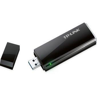 TP-LINK AC1200 Wireless Dual Band USB Adapter รุ่น Archer T4U(สีดำ)