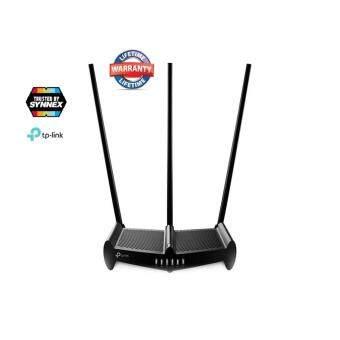 TP-LINK NETWORK (TL-WR941HP) HIGH POWER N450-LifeTime Waranty (By Synnex, TpLink ServiceCenter)