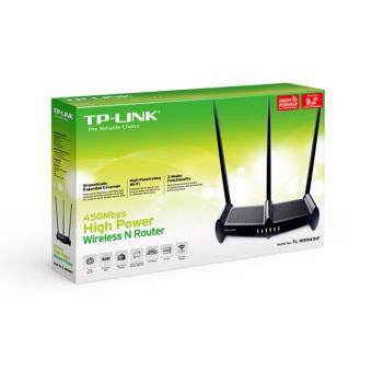 TP-LINK TL-WR941HP 450Mbps High Power Wireless N Router