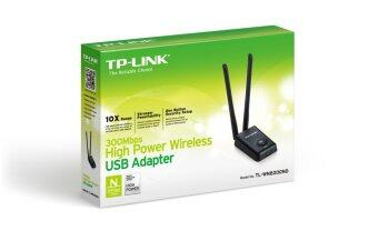 TP-LINK Wireless USB Adapter 300Mbps รุ่น TL-WN8200ND (Black)