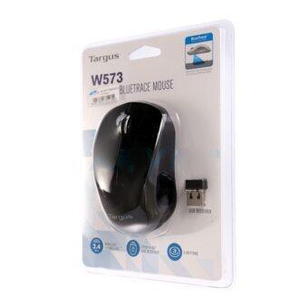 ราคา TRAGUS Wireless Optical Mouse (W573) Black