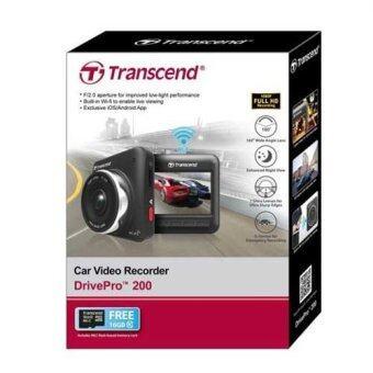 Transcend Transcend กล้องบันทึกวีดีโอติดรถ รุ่น