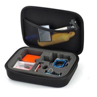 TravelGear24 ������������������������������������ BZ102 Protective EVA Camera Storage Bagfor Gopro Hero 4/3+ Hero 2, 3 (Black)