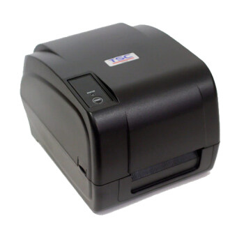 TSC Barcode Label Printer เครื่องพิมพ์สติ๊กเกอร์บาร์โค้ด TA210 (สีดำ)