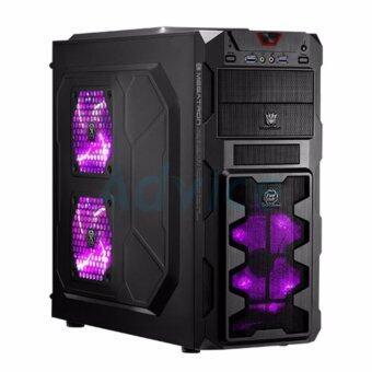 ซื้อ/ขาย Tsunami Computer Case Megatron (Black-Purple)
