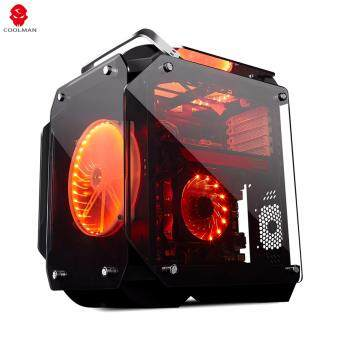 Tsunami Coolman Gorilla Super ATX ( Best aero-cooling solution) Gaming Case KR
