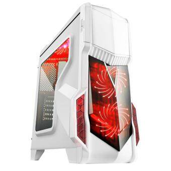 Tsunami Pro Hero K1 Series USB 3.0 Gaming Case (with 15 PCS LED 12CM Fan X 4) WR