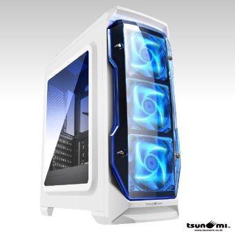 Tsunami X STORM USB 3.0 Gaming Case (with LED 12 CM Fan X 3)WB