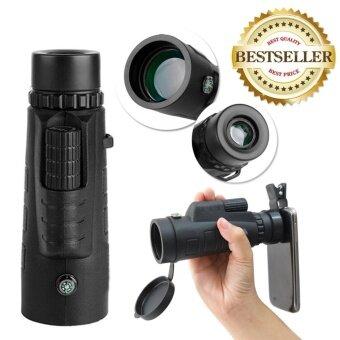 twilight กล้องส่องทางไกล สำหรับมือถือทุกรุ่น 35X50กล้องส่องทางไกลตาเดียว