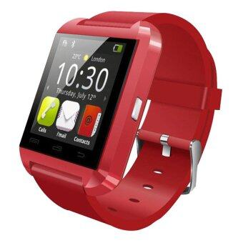U8 U Watch Bluetooth Smart Watch รุ่น U8 (สีแดง)