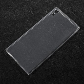 Ultra Thin Soft Clear TPU Phone Case for Sony Xperia XA1 Ultra -intl