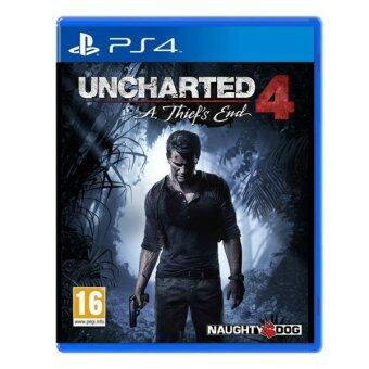 Uncharted 4: A Thief's End [PS4] [ENG] [Z3]