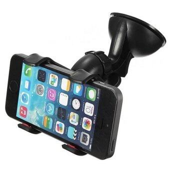 Universal 360 Rotation Suction Cup Car Mount Holder for iPhone5/5S/6/6S/SAMSUNG Phone