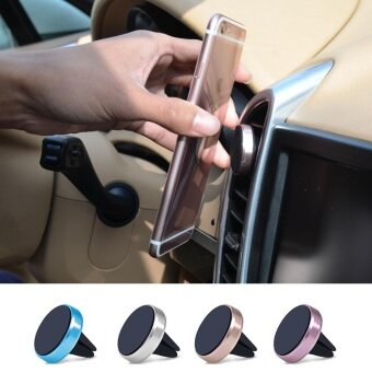 Universal Car Magnetic Air Vent Mount Holder Stand for Mobile PhoneMagnet Air Vent Holder for Cell Phone - intl
