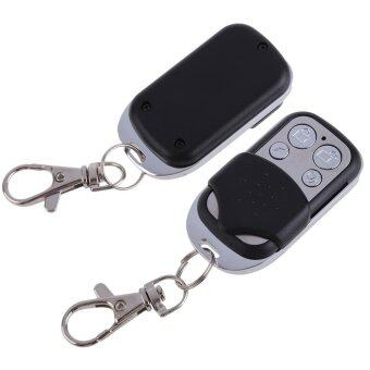 Universal Garage Door Cloning Remote Control Key Fob 433Mhz Gate Copy Code