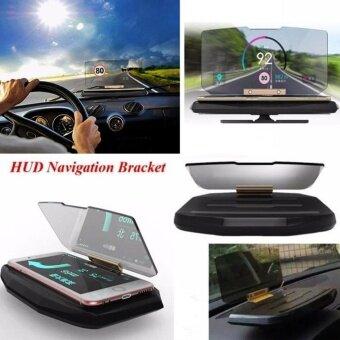 Universal Mobile GPS Navigation Bracket HUD Head Up Display ForSmart Phone - intl - 3