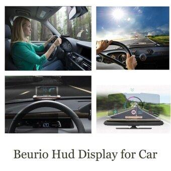 Universal Mobile GPS Navigation Bracket HUD Head Up Display ForSmart Phone - intl - 2