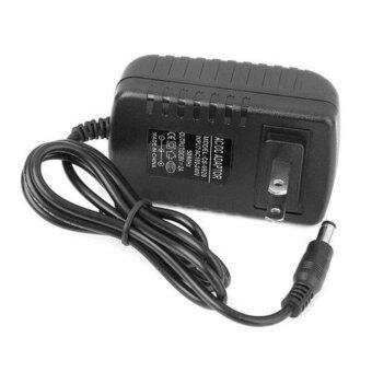 Harga US Plug AC 100-240V to DC 9V 2A Power Supply Charger Converter Adapter 5.5mm