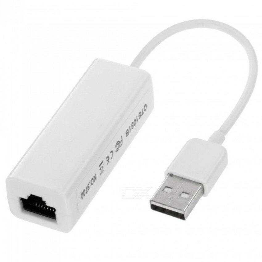 สายแปลง usb 2.0 to Ethernet lan RJ45 Network Adapter