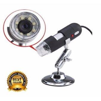 กล้องจุลทรรศน์ ต่อ USB ดูภาพผ่านคอม ขยาย500เท่า