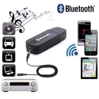 USB Bluetooth Audio Music Wireless Receiver Adapter-A