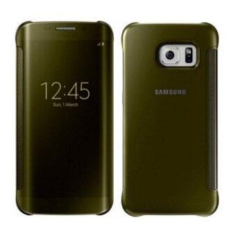 ซื้อที่ไหน V-TECH เคสเปิดปิด Cover Samsung Galaxy S7 Edge สีทอง