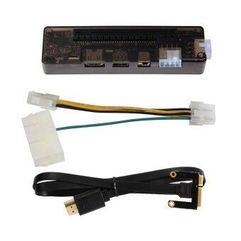 V8.0 EXP GDC PCI-E Video Card Dock Laptop External for Beast Mini PCI-E - intl