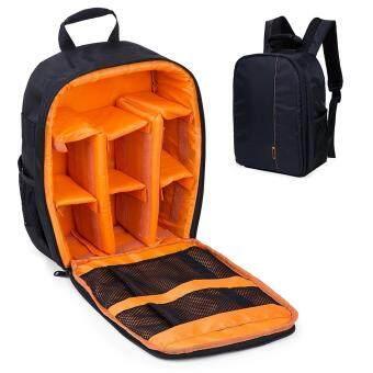 VANPIE Waterproof อเนกประสงค์กล้อง DSLR กระเป๋าเป้สะพายหลังกระเป๋าเก็บขนาดใหญ่